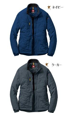防寒服作業服BURTLEバートル軽防寒ブルゾン7410