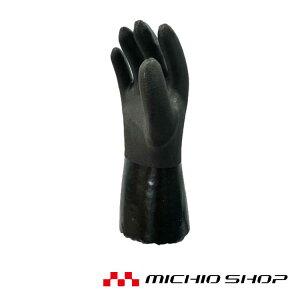 耐油アップ(黒) 作業手袋 10双mie401 ミエローブ