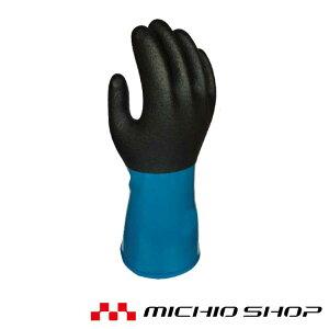 ハイブリッドパイルミット 防寒 作業手袋 5双mie738 ミエローブ 三重化学工業