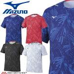 [2月半ば入荷先行予約]ミズノmizunoドライエアロフローTシャツメンズ32MA0520日本選手団着用モデル2021年春夏新作