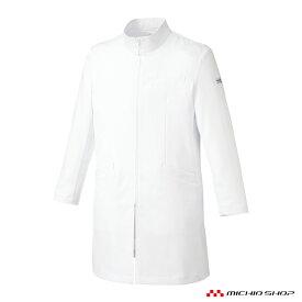 制服 医療 看護 美容 エステ クリニックMICHEL KLEIN ミッシェルクラン ユナイトドクターコート 男性用 MK-0013