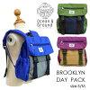 <>背包布鲁克林包 / 背包 [S / M 大小» 男孩女孩孩子游览袋