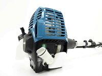 マキタエンジン刈払機<MEM2650UHT>4ストローク無鉛ガソリン使用両手ハンドルUハンドル排気量25.4mLテンションレバー軽快チップソー付き草刈機