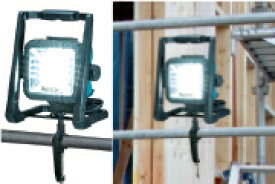 マキタ ライト用バイス <A-58132> 【 ML805を足場に取り付け可能 懐中電灯 LED ワークライト 蛍光灯 照明 投光器 投光機 16200円以上は送料無料 激安 通販 おすすめ 人気】