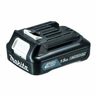 【純正品】マキタ リチウムイオンバッテリー 10.8V-1.5Ah用 <BL1015> 【充電器DC10SA対応 掃除機 通販 電動工具 特別価格 おすすめ 人気 激安 16200円以上送料無料】