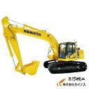 コマツ ミニチュア 油圧ショベル <PC200-11> PC20011 PC200−11 komatsu 【ミニカー 限定 重機 模型 建設機械 専門…