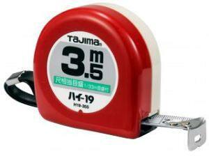 タジマ(TJM) ハイ19 3.5m <H1935SBL> 尺目盛 tajima【コンベックス メジャー スケール convex 工具 通販 セール おすすめ 限定 計測 おしゃれ 距離 剛厚 最安値挑戦 激安】