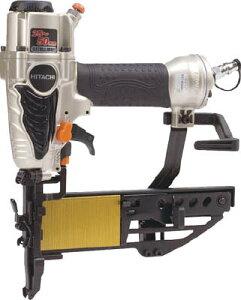 HiKOKI ハイコーキ(旧日立工機) フロア用タッカ ステープル50mm 幅4mm <N5004MF> ケース付き セット品 【ホッチキス 電動工具 比較 ステープルガン 鋲打機 DIY ステープラー 】