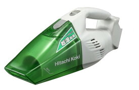 HiKOKI ハイコーキ(旧日立工機) コードレスクリーナー 14.4V 本体のみ <R14DSLS> 蓄電池・充電器別売 乾湿両用 hitachi【R14DSL(S) 充電式クリーナー コードレス 掃除機 比較 16200円以上送料無料 ハンディ コードレス掃除機 人気 】