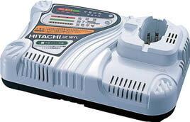 日立工機 充電器 7.2〜18V <UC18YL>【充電 hitachi 純正 電動工具 激安 通販 おすすめ 人気 セール 比較 16,200円以上は 送料無料 現場 充電式 工具 寿命】