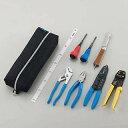 ホーザン <DK-28> DK28 HOZAN 電気工事士技能試験受験の為の基本工具 および VVFストリッパーセット 工具セット 技…
