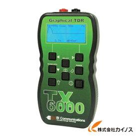 グッドマン TDRケーブル測長機TX6000 TX6000 【最安値挑戦 通販 おすすめ 人気 価格 安い おしゃれ】