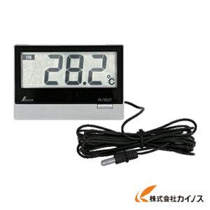 シンワ デジタル温度計_Smart_B_室内・室外_防水外部センサー 73117 【最安値挑戦 激安 通販 おすすめ 人気 価格 安い おしゃれ 】
