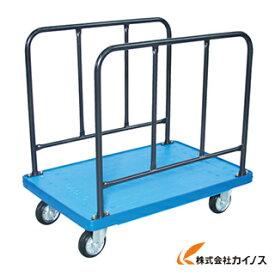 トラスコ中山 TRUSCO MKP樹脂製台車 サイドハンドル 906×616 ブルー MKP-310-B MKP310B 【最安値挑戦 激安 通販 おすすめ 人気 価格 安い おしゃれ】