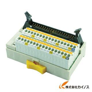 東洋技研 スプリングロック式コネクタ端子台 PCX-1H40-TB34-M2X