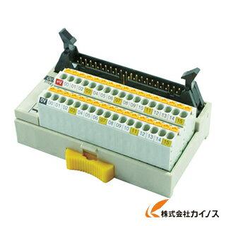 東洋技研 スプリングロック式コネクタ端子台 PCX-1H40-TB34-O4