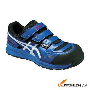 アシックス ウィンジョブCP102 ブルーXホワイト 24.5cm FCP102.4201-24.5