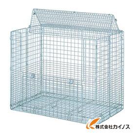 TRUSCO 収集用ゴミ箱 1100X700X900 TGS-1
