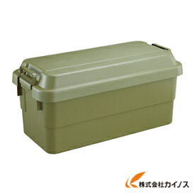 TRUSCO トランクカーゴ 70L OD色 ODC-70