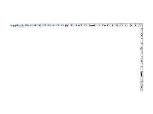 シンワ 曲尺 大金 普及型 シルバー 1m×60cm 表裏同目 <63400> 【矩尺 かねじゃく かね尺 サシガネ 差し金 直角 定規 名前 diy 建築 物差し 物差し 角厚 小型 鯨尺 価格 値段 スコヤ 角度 勾配 工具 通販 セール 測り方 測る】