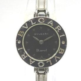 ブルガリ 腕時計 クォーツ B-zero1 BZ22S SS ブラック文字盤 メンズ【質みなみ・小倉店】【質屋】 BVLGARI 【中古】 KR35-1