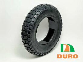 【ミニモト】DURO デューロ タイヤ HF-203 4.00-10 4PR W/T カスタムパーツ NO6425