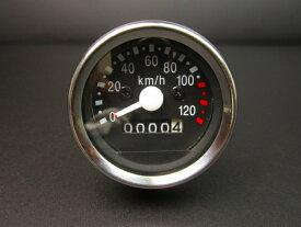 【ミニモト】モンキー 120km/hスピードメーター カスタムパーツ NO1091