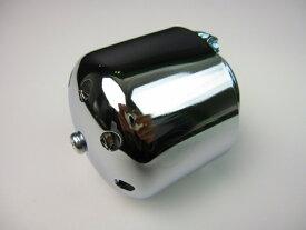 【ミニモト】高効率パワーフィルター ストレートメッキ(φ32) カスタムパーツ NO3950