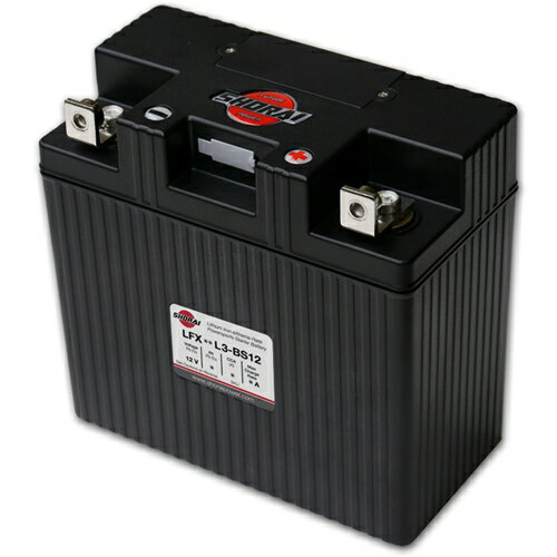SHORAI Batteryバッテリー LFX36L3-BS12