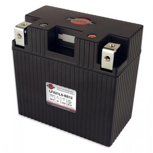 SHORAI Batteryバッテリー LFX21L6-BS12