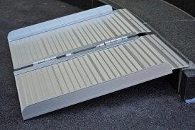 【ミニモト】アルミ製 台車・車椅子・バイク用段差解消スロープ 60cm カスタムパーツ NO5965