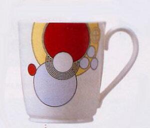マグカップ◆フランク・ロイド・ライト デザイン テーブルウェア(ノリタケT97280/4614)