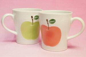 高台りんご マグカップ