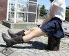 仲夏所有季节 ♪ 雨靴绿地 L80 轻,经久耐用