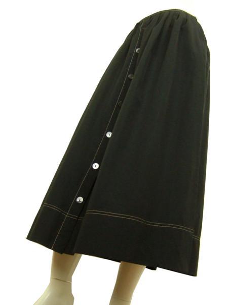 【中古】 ジャンニロジュディチェ フレアスカート 大きいサイズ13 レディース
