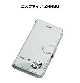 iPhone Xs ケース iPhone8 iPhone7 plus iPhone6 iPhoneXS スマホケース iphone7 ケース iPhone 6 6s SE 5s plus iPhoneX 薄型 シンプル 手帳型 トヨタ エスクァイアZRR80 スマホケース 送料無料