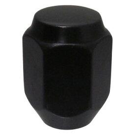 【送料無料】 M12 × P1.25 21HEX 31mm ホイール袋ナット 汎用品 【国産車用 ブラックナット 16個 1台分】 送料込み/ニッサン車/スズキ車 [OEM車除く] [軽自動車・コンパクトカー用] 【特価品】