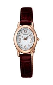 セイコー SEIKO 女性用 ソーラー腕時計 SWFA148 取り寄せ品 【コンビニ受取対応商品】