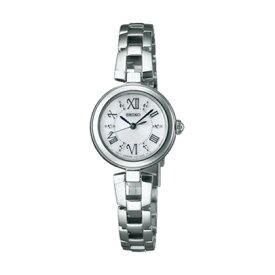 セイコー ソーラー 腕時計 レディース SEIKO SWFA151 刻印対応、有料 取り寄せ品 【コンビニ受取対応商品】