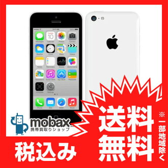 ※iPhone 5c 16GB white ME541J/A ☆ white ROM for network use limit (0) au☆