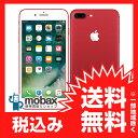 ◆お買得◆※△判定 【新品未使用】docomo版 iPhone 7 Plus 256GB[レッド]MPRE2J/A 白ロム Apple 5.5インチ
