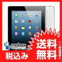 ◆お買得◆《国内版SIMフリー》【新品未使用】iPad第4世代 Wi-Fi + Cellular 128GB ブラック【ME406J/A】apple
