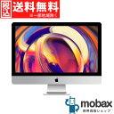 ◆ポイントUP◆【新品未開封品(未使用)】iMac Retina 5Kディスプレイモデル MRR02J/A 27インチ 液晶一体型 デスクトップパソコン 3.1GHz 6コア Intel Core i5(Turbo Boost使用時最大4.3GHz) 8GB 1TB Fusion Drive