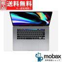 ◆ポイントUP◆【新品未開封品(未使用)】 Apple MacBook Pro Retinaディスプレイ 16インチ/Core i7 2.6GHz/16GB/512GB [スペースグレイ] MVVJ2J/A
