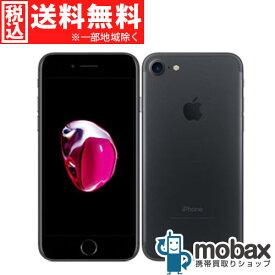 ◆ポイントUP◆《SIMロック解除済》※判定〇【新品未使用】docomo iPhone 7 32GB [ブラック] MNCE2J/A 白ロム Apple 4.7インチ(SIMフリー)本体