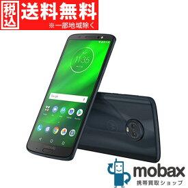 ◆ポイントUP◆《国内版SIMフリー》【新品未開封品(未使用)】MOTOROLA Moto G6 Plus 64GB XT1926-5 [ディープインディゴ] 白ロム Android スマホ モトローラ