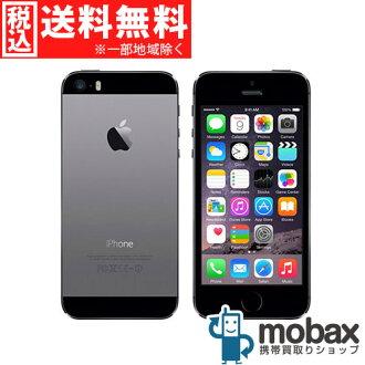 ◆划算的◆※0判定docomo iPhone 5s 16GB[空间灰色]  ME332J/A☆白只读存储器苹果