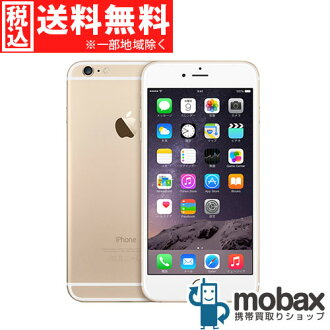Domestic edition SIM free iPhone 6 Plus 16 GB [gold] ☆ white LOM ☆ Apple 5.5 inch
