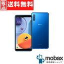 ◆ポイントUP◆《国内版SIMフリー》【新品未開封品(未使用)】楽天モバイル Galaxy A7 SM-A750C [ブルー] 白ロム Samsung