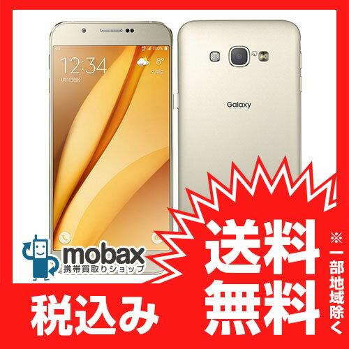 ◆ポイントUP◆※利用制限〇 【新品未使用】au Galaxy A8 SCV32 [ゴールド] 白ロム